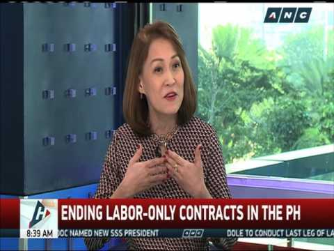 'Legitimate contracting' is necessary for PH, says group