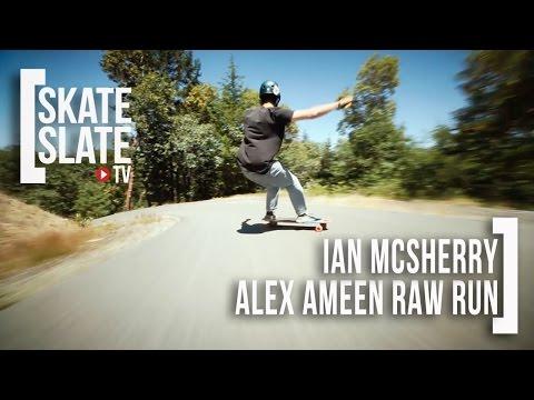 "Ian Mcsherry - Alex ""Bad Decisions"" Ameen Raw Run - Skate[Slate].TV"