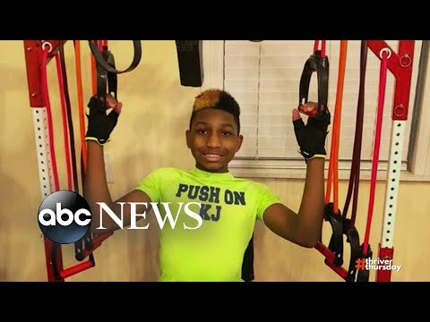 Willie Moore Jr. - Watch! 12-year-old boy overcomes barriers