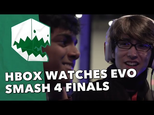 Hungrybox Watches Evo 2018 Smash 4 Grand Finals for the First Time - Captain Zack vs Lima