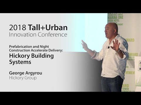 "2018 Innovation Conference - Hickory Building Systems ""Strategies to Accelerate Building Delivery"""