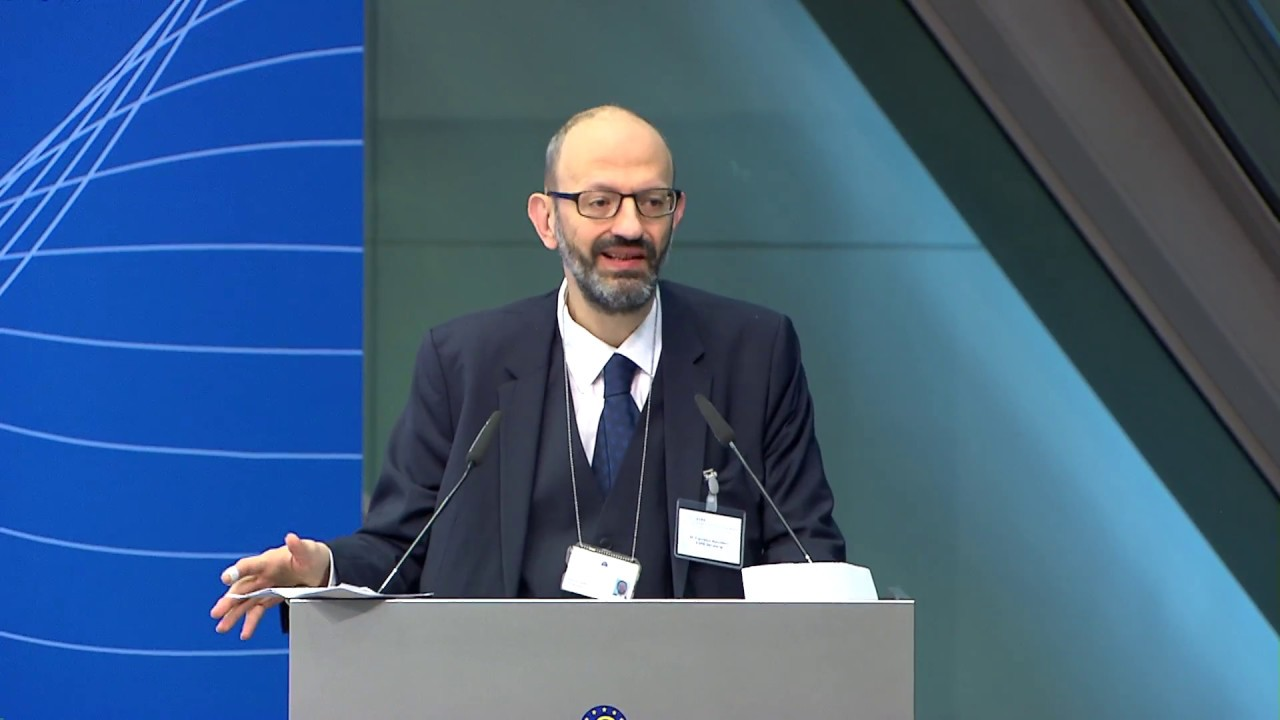 Third ESRB annual conference: Welcome address: Francesco Mazzaferro