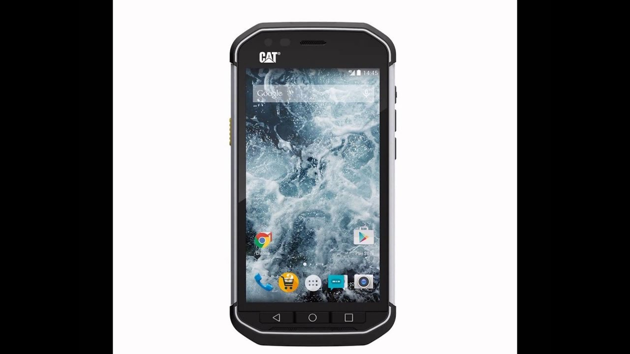 Caterpillar Cat S40 Rugged 16gb 4g Lte Black Unlocked Gsm Smartphone