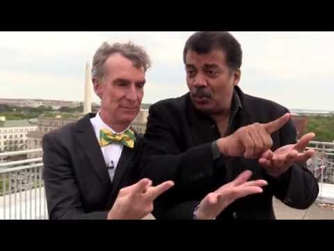 Thumbnail: Bill Nye & Neil deGrasse Tyson on a Roof