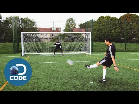 How to Compete with a World-Class Penalty Taker (1/2)
