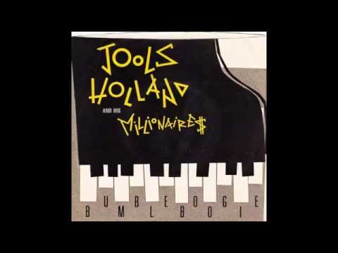 """Jools Holland & His Millionaires – """"Bumble Boogie"""" (IRS) 1982"""