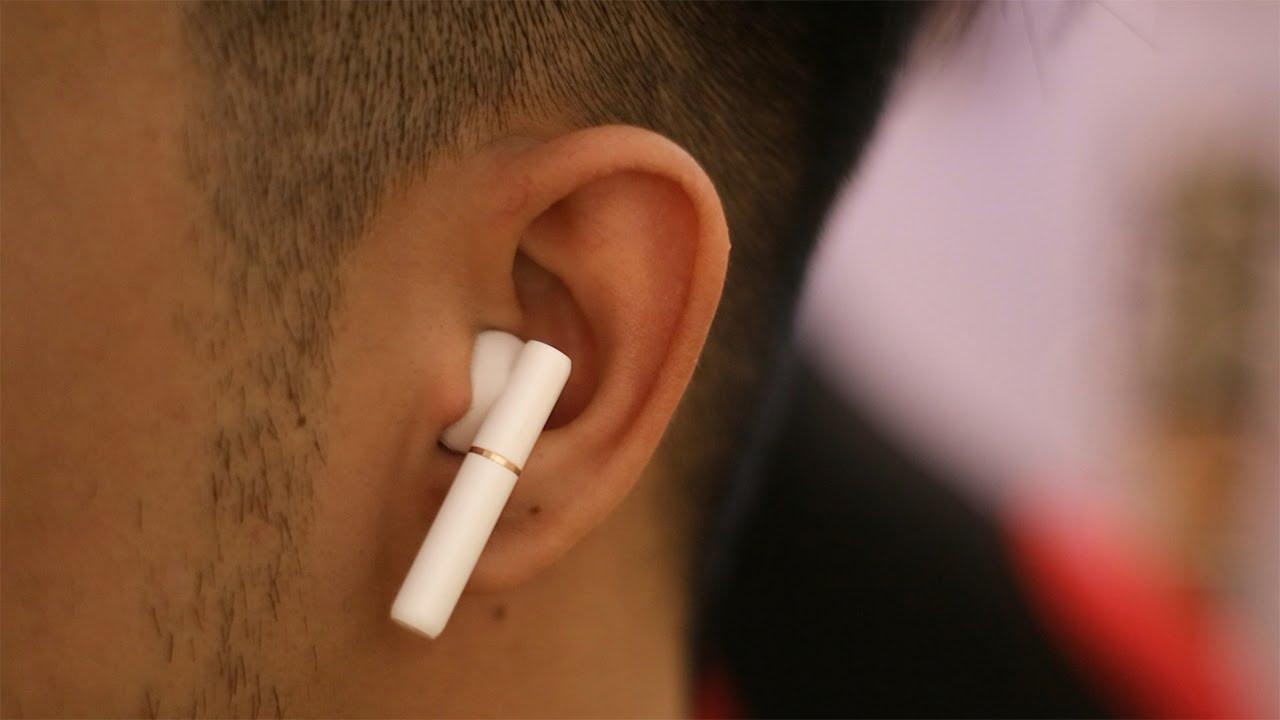 QCY M18 TWS Earbuds True Wireless Earphones Semi In Ear Bluetooth 5.1 IPX4  HiFi Sound - YouTube