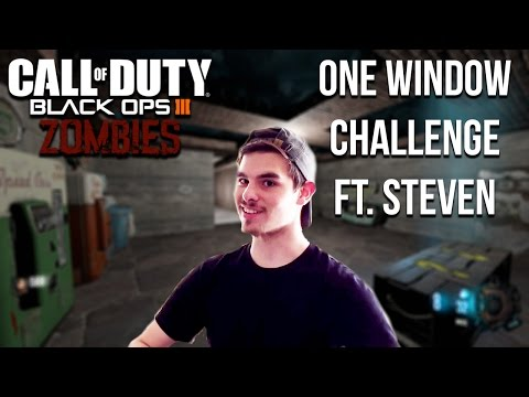 how to play one window challenges on black ops 2