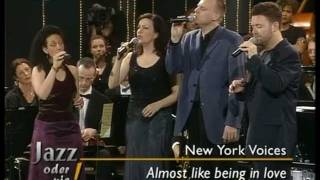 New York Voices & Netherlands Metropole Orchestra