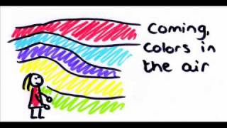 She's like a rainbow - The Rolling Stones (with lyrics)