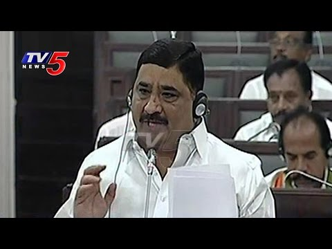 Vote for Note Case is Not Associated to AP, says Kalva Srinivasulu | AP Assembly | TV5 News
