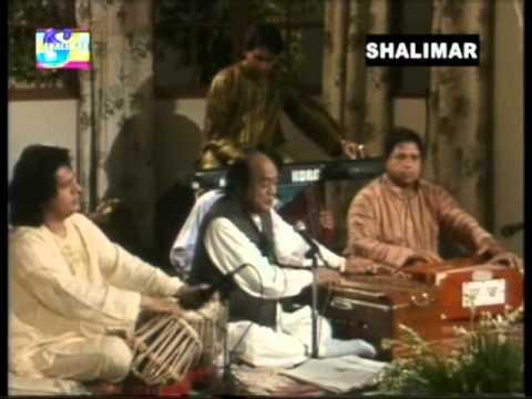 Mehdi Hassan live ku ba ku-1 classical raag darbari