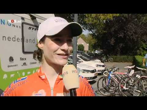 Marianne Vos wins 5th stage Holland Ladies Tour 2011