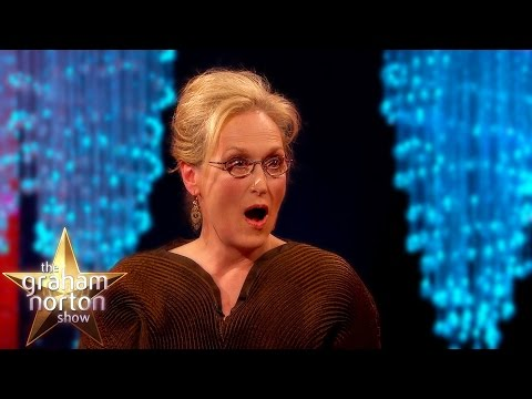 Meryl Streep 'Not Pretty Enough' To Be In King Kong - The Graham Norton Show