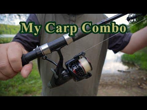 Rod And Reel Review | My Okuma Carp Combos