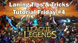 league of legends guide for beginners season 4 laning phase