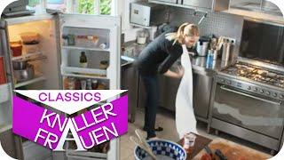Martina kocht in fremder Küche