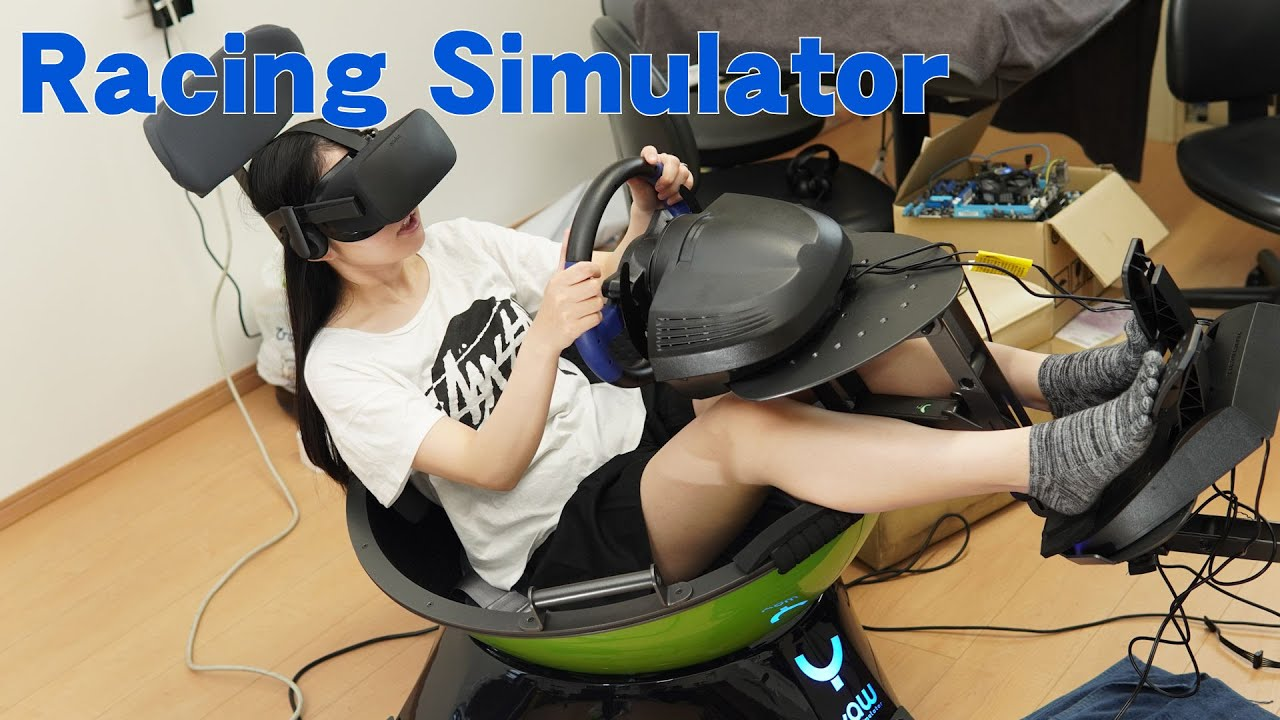 The second best Yaw VR driver so far :) Thank you UEDAX for the great video!