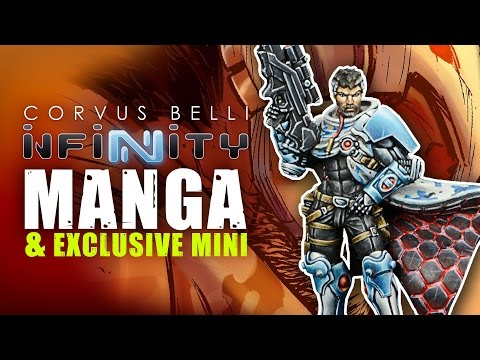 Outrage - An Official Infinity Manga Previewed!