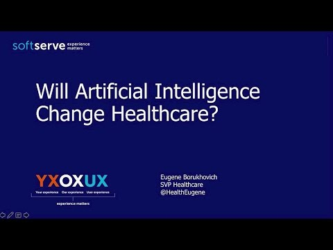 Will Artificial Intelligence Change Healthcare?