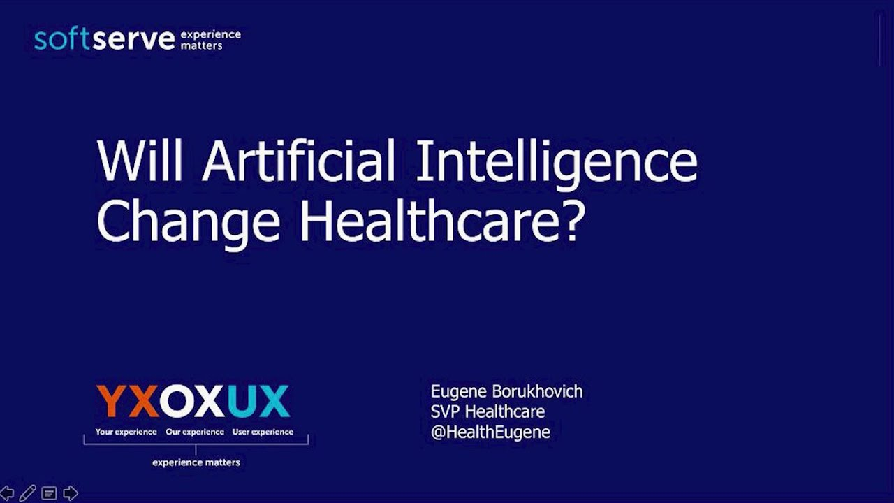 Top 12 Ways Artificial Intelligence Will Impact Healthcare