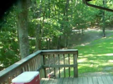 Cabin At Tygart Lake State Park West Virginia Youtube