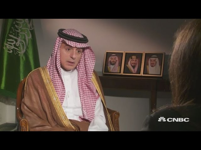 Government was not involved in Khashoggi murder, says Saudi foreign minister | Street Signs Europe