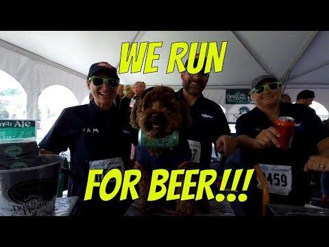 Dogfish Head Brewery, Dogfish Dash 2018 - 8K Race