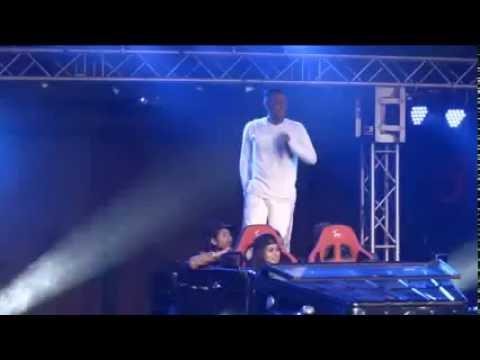 """Fomban-dehilahy"" RABOUSSA Live Palais des sports 2016"