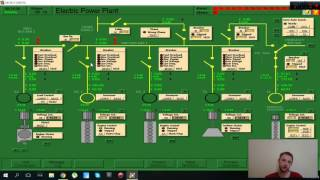 How to Start Ship  Main Diesel Generator Lesson 2(In this lesson you will see start up of a Main diesel generator ,what we check and how to connect and synchronize ,everything you need,by Kongsberg engine ..., 2015-12-19T07:19:43.000Z)