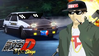 Initial D : The Dank Stage