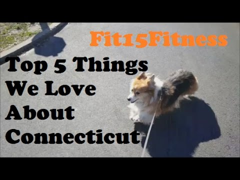 Top 5 Things We Love About Connecticut