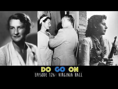 Virginia Hall - Do Go On Comedy Podcast (ep 126)