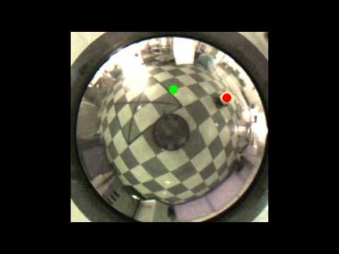 Adaptive Image-based Leader-Follower Approach of Mobile Robot with Omnidirectional Camera