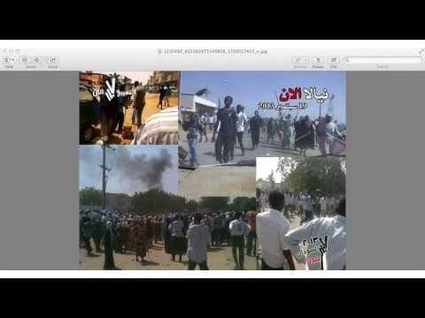 اخبار الثورة اليوم الاثنين من عافية دارفور