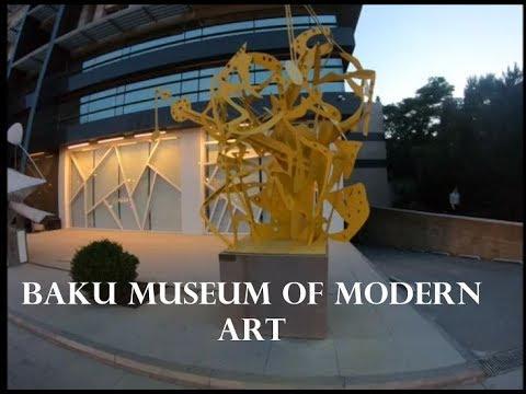 BAKU MUSEUM OF MODERN ART |BAKU | AZERBAIJAN
