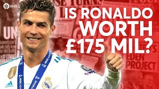 Is Ronaldo Worth £175 Million? Tomorrow