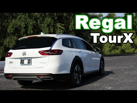 The NICEST Luxury Wagon Ever? Buick Regal TourX Preferred Review