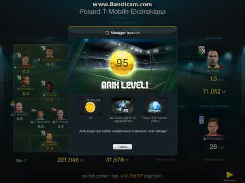 Fifa Online 3 Indonesia Level 95 Rewards Youtube