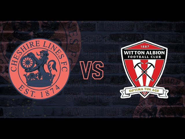 FRIENDLY | CLFC 2-2 Witton Albion U21's