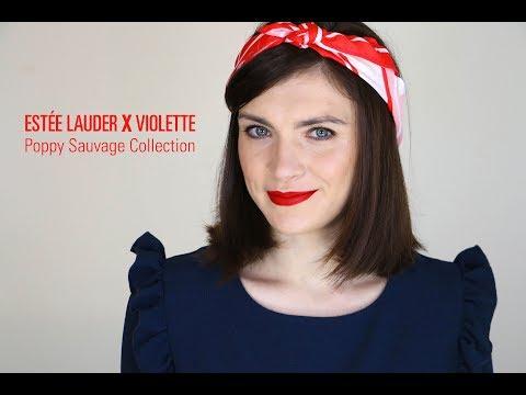 Estée Lauder x Violette