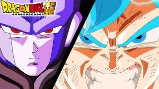 Dragon ball super - ssb/ssgss goku vs hit (discussion/prediction)