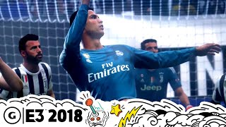 FIFA 19 Features Overview | E3 2018