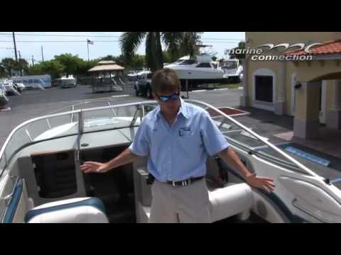 1996 maxum 2300 sc cuddy cabin by marine connection boat sales, we export!  - youtube