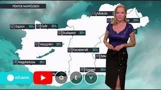 ATV időjárás-jelentés 2019.07.19.