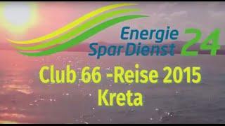 Energiespardienst24 - Club66 Reise 2015 Kreta