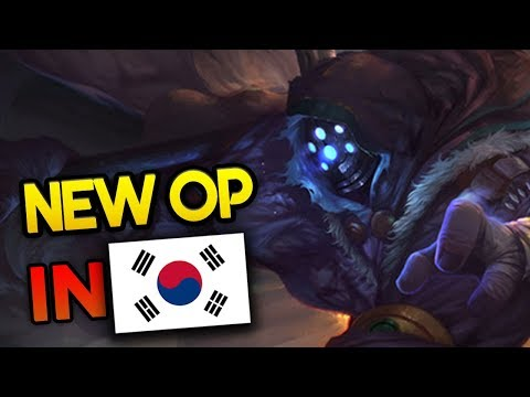 8 New OP Champs & Builds in Korea 7.20 SO FAR (League of Legends)