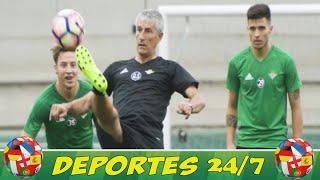 """El Betis Consigue Un """"fichaje"""" Muy Esperado"""