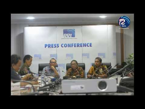 Press Conference Hari Radio Ke 72