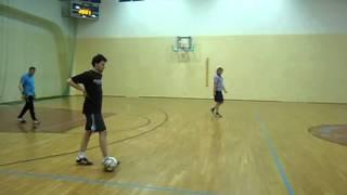 IBF Toruń FC - GOOOL :)